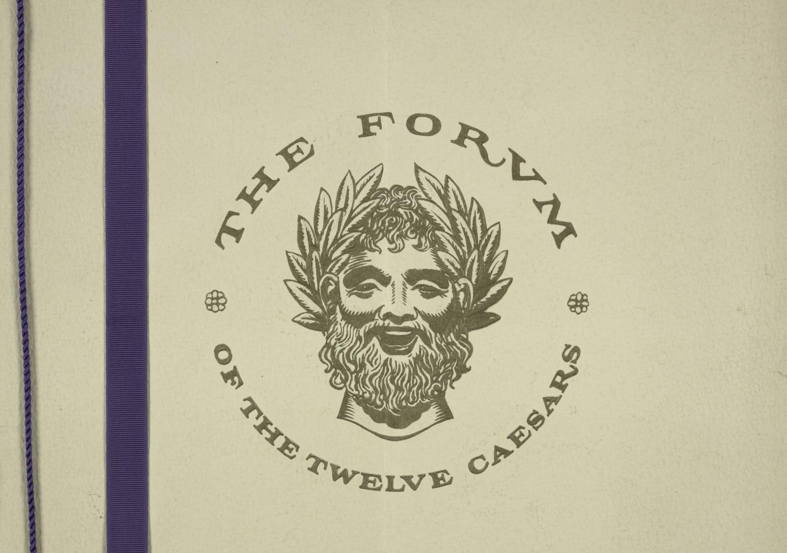 Forum Of The Twelve Caesars